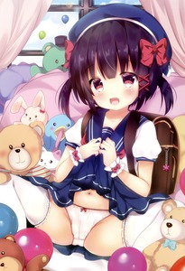 Rating: Questionable Score: 6 Tags: 1girl :d absurdres backpack bag balloon beret black_eyes black_hair blouse blue_hat blue_skirt blue_sky bow bow_panties cameltoe cloud cloudy_sky crotch_seam day eyebrows_visible_through_hair fang frilled_legwear groin hair_bow hat highres indoors lace lace-trimmed_panties lifted_by_self light_blush navel neckerchief open_mouth original pantsu pillow print_skirt puffy_short_sleeves puffy_sleeves randoseru red_bow red_neckwear rikatan school_uniform serafuku short_sleeves short_twin_tails single_horizontal_stripe skirt skirt_lift sky smile solo_focus spread_legs stuffed_animal stuffed_bunny stuffed_cat stuffed_penguin stuffed_toy teddy_bear thighhighs thighs twin_tails underwear white_blouse white_legwear white_pantsu window wristband User: DMSchmidt