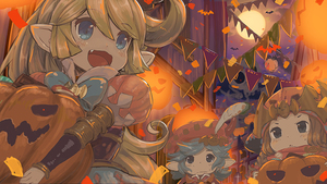Rating: Safe Score: 0 Tags: 3girls :/ :3 :d bat blonde_hair blue_bow blue_eyes blue_hair blush bow braid brown_hair candy character_request charlotta_fenia closed_mouth eyebrows eyebrows_visible_through_hair fang full_moon granblue_fantasy hair_between_eyes halloween harvin hat holding jack-o'-lantern long_hair looking_at_another milleore moon multiple_girls night o_(rakkasei) open_mouth outdoors pointy_ears puffy_sleeves sahli_lao smile sweatdrop triangle_mouth very_long_hair User: DMSchmidt
