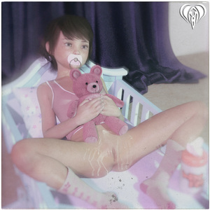 Rating: Explicit Score: 16 Tags: 1girl 3dcg anus bare_arms bare_shoulders bottomless clitoris crib flat_chest lil-heart lying on_back original pacifier photorealistic pussy socks solo spread_legs stuffed_animal stuffed_toy suggestive_fluid tank_top uncensored User: Domestic_Importer