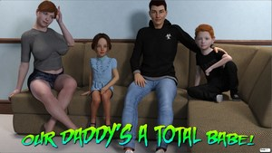 Rating: Safe Score: 3 Tags: 2boys 2girls 3dcg brother_and_sister couch english family family_picture father_and_mother flat_chest looking_at_viewer multiple_boys multiple_girls photorealistic pose shadow siblings sitting sonofka User: fantasy-lover