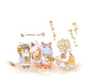 Rating: Safe Score: 0 Tags: 3girls :d alpaca_ears alpaca_suri_(kemono_friends) animal_ears b black-headed_ibis_(kemono_friends) black_eyes japanese_crested_ibis_(kemono_friends) kemono_friends moeki_(moeki0329) multiple_girls open_mouth scarlet_ibis_(kemono_friends) smile User: Domestic_Importer