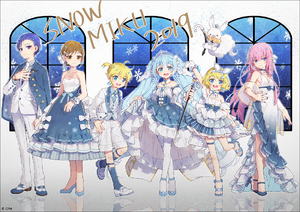 Rating: Safe Score: 0 Tags: 2019 2boys 4girls ahoge ankle_strap bangs black_choker black_footwear black_nails blonde_hair blue_dress blue_eyes blue_footwear blue_hair blue_jacket blue_nails blue_ribbon bow brooch brown_eyes brown_hair bunny cane character_name choker collared_shirt crossed_legs dress earrings formal frilled_dress frills gloves hair_ornament hair_ribbon hairpin hakusai_(tiahszld) hand_on_hip hand_on_own_chest hand_up hatsune_miku high_heels holding holding_staff jacket jacket_on_shoulders jewellery kagamine_len kagamine_rin kaito light_blue_hair long_hair looking_at_viewer megurine_luka meiko multiple_boys multiple_girls musical_note musical_note_hair_ornament musical_note_print nail_polish official_art pantyhose pink_hair plaid ponytail reflection ribbon sandals shawl shirt short_hair shorts skirt_hold smile snowflake_hair_ornament snowflake_print snowing sock_garters staff standing striped striped_ribbon suit thigh_strap thumb_in_pocket tiara vertical_stripes very_long_hair vocaloid watch watermark white_bow white_dress white_footwear white_gloves white_legwear white_ribbon white_shorts white_suit window wrist_cuffs wristwatch yuki_miku User: DMSchmidt