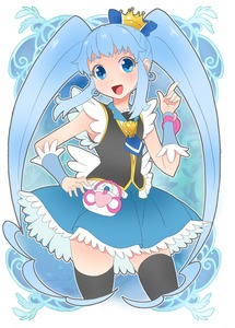 Rating: Safe Score: 0 Tags: 1girl black_legwear blue_eyes blue_hair crown cure_princess hand_on_hip happinesscharge_precure! long_hair magical_girl open_mouth precure ratryu shirayuki_hime skirt solo thighhighs twin_tails very_long_hair User: DMSchmidt