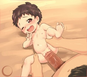Rating: Explicit Score: 62 Tags: 1boy 1girl animated blush brown_eyes brown_hair drooling feet gif happy heart heart-shaped_pupils kurotsuki_(luowei99) lying nude on_back open_mouth penis pussy sex short_hair size_difference soles spread_legs stomach_bulge sweat symbol-shaped_pupils toddlercon tomboy uncensored vaginal zenra User: Domestic_Importer