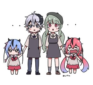 Rating: Safe Score: 0 Tags: /\/\/\ 4girls androgynous beret blush_stickers cillia crying dress flower_(vocaloid) full_body gradient_hair green_hair hat holding_hands meika_hime meika_mikoto multicoloured_hair multiple_girls pink_eyes pink_hair purple_eyes purple_hair short_hair shorts skirt smile streaked_hair sweatdrop twin_tails twitter_username v_flower_(vocaloid4) vocaloid xin_hua younger User: Domestic_Importer