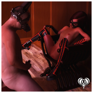Rating: Explicit Score: 9 Tags: 1boy 1girl 3dcg age_difference arm_gloves boots brown_hair chair collar dog_costume femdom flat_chest freckles holding_penis imminent_penetration kneeling lace_legwear latex latex_legwear legwear lil-heart looking_at_partner mask masturbation nipples nude penis photorealistic pussy short_hair sitting spread_legs thigh_boots thighhighs uncensored User: Software