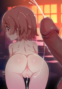 Rating: Explicit Score: 27 Tags: 1girl after_sex after_vaginal anus ass brown_hair censored closed_mouth cum cum_in_pussy cum_string ejaculation eyebrows_visible_through_hair hoshino_hinata mosaic_censoring nude penis profile red_eyes samneco shiny shiny_skin solo_focus testicles watashi_ni_tenshi_ga_maiorita! User: Domestic_Importer