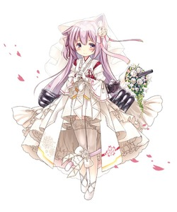 Rating: Safe Score: 1 Tags: 1girl animal_ears azur_lane blush bouquet bow bridal_veil cannon cat_ears cat_girl cat_tail closed_mouth flower full_body gloves japanese_clothes kimono kisaragi_(azur_lane) long_hair long_sleeves petals pink_ribbon purple_hair red_eyes ribbon rose see-through shoes simple_background smile solo standing tail tail_bow tail_flower thighhighs usume_shirou veil very_long_hair white_background white_bow white_flower white_footwear white_gloves white_kimono white_legwear white_rose wide_sleeves User: DMSchmidt