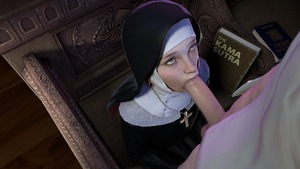Rating: Explicit Score: 23 Tags: 1boy 1girl 3dcg age_difference blue_eyes censored cross_necklace crucifix fellatio freckles highres looking_up nun oral penis photorealistic sarah_(the_last_of_us) shadedoublez sitting standing testicles the_last_of_us User: fantasy-lover