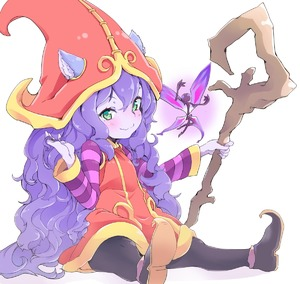 Rating: Safe Score: 0 Tags: 1girl absurdly_long_hair animal_ears black_hair black_legwear blush closed_mouth curly_hair dress fairy full_body hand_in_hair hat kogen league_of_legends long_hair long_sleeves looking_at_viewer lulu_(league_of_legends) pantyhose shoes simple_background sitting smile staff striped_sleeves very_long_hair wavy_mouth white_background witch_hat yordle User: DMSchmidt