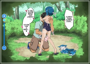 Rating: Explicit Score: 9 Tags: ... 10s 1boy 1girl age_difference ass bare_legs black_hair blue_hair bush cargo_shorts clothes_removed english filming fingering forest full_body grass hand_on_another's_back hard_translated heart hetero hiding kneeling mizutenka npc_trainer off_shoulder one-piece_swimsuit outdoors pants pants_removed plant poke_finder pokemon pokemon_(game) pokemon_sm sandals short_hair short_sleeves shorts speech_bubble standing strap_slip suiren_(pokemon) swimsuit text third-party_edit translated trembling trial_captain watching User: Domestic_Importer