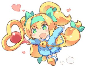 Rating: Safe Score: 0 Tags: 1girl :o >:o bag blazblue blonde_hair blue_skirt blush_stickers boots eyebrows_visible_through_hair fang full_body green_eyes green_ribbon hair_between_eyes hairband hat hat_removed headwear_removed heart heart-shaped_pupils holding holding_staff kindergarten_uniform long_hair long_sleeves low-tied_long_hair open_mouth outstretched_arm platinum_the_trinity pleated_skirt ribbon roke running school_bag simple_background skirt solo staff symbol-shaped_pupils twin_tails two_side_up very_long_hair white_background younger User: DMSchmidt