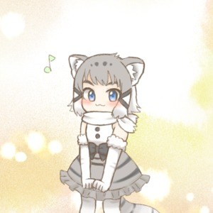 Rating: Safe Score: 0 Tags: 1girl 2chaton2 :3 animal_ears black_bow blue_eyes blush bow cat_ears cat_tail elbow_gloves gloves gradient_hair grey_hair grey_skirt kemono_friends looking_at_viewer lowres multicoloured_hair musical_note pallas's_cat_(kemono_friends) scarf skirt smile solo tail white_gloves white_hair white_scarf younger User: DMSchmidt