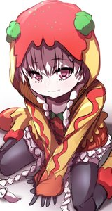 Rating: Safe Score: 1 Tags: 1girl absurdres alternate_costume bangs between_legs black_gloves black_legwear blush boots bow braid closed_mouth doll_joints eyebrows_visible_through_hair fate/extra fate_(series) food_themed_clothes gloves green_bow hair_between_eyes hand_between_legs highres hood hood_up hoodie long_hair long_sleeves looking_at_viewer low_twintails multicolored_footwear multicolored_hoodie multicoloured multicoloured_clothes nursery_rhyme_(fate/extra) pink_eyes protected_link silver_hair sleeves_past_wrists smile solo thighhighs twin_braids twin_tails very_long_hair wada_kazu white_background User: DMSchmidt