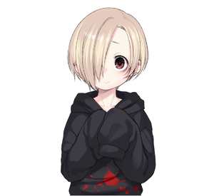 Rating: Safe Score: 0 Tags: 10s 1girl bags_under_eyes blonde_hair blush brown_eyes dancho ear_piercing earrings hair_over_one_eye hands_in_sleeves hood hoodie idolmaster idolmaster_cinderella_girls jewellery piercing shirasaka_koume short_hair sleeves_past_wrists smile solo User: DMSchmidt