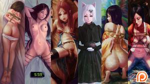 Rating: Questionable Score: 1 Tags: 6+girls bdsm bondage bound elf ikelag kinbaku multiple_girls pointy_ears rape reverse_prayer rope shibari User: DMSchmidt