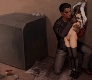 Rating: Explicit Score: 1 Tags: 1boy 1girl animated arms_up as109 backpack bag bandages bdsm black_legwear blush bondage bound bound_wrists breasts brown_hair bruise censored clothes_lift finger_in_another's_mouth gif green_eyes hair_ornament hairclip hetero injury kneeling loafers mosaic_censoring nipples no_pants open_mouth original outdoors panties_around_ankles pantsu pantsu_pull pussy pussy_juice randoseru rope shoes short_hair small_breasts standing sweater sweater_lift tears thighhighs turtleneck turtleneck_sweater underwear white_pantsu white_sweater User: DMSchmidt