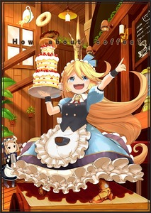 Rating: Safe Score: 0 Tags: >:3 2girls :3 :d >:3 >:d animal_hat apron armour armoured_boots bangs blonde_hair blue_eyes boots brown_hair cake candle chalkboard character_request charlotta_fenia collared_shirt cover cover_page crown cup doughnut dress english food frilled_apron frills fruit granblue_fantasy hat headdress holding indoors kettle legs_apart light looking_at_another maid_headdress multiple_girls o_(rakkasei) open_mouth outstretched_arm petticoat plant pointing pointy_ears potted_plant puffy_short_sleeves puffy_sleeves shirt short_sleeves smile standing strawberry swept_bangs teacup tray waist_apron waitress window wing_collar wooden_floor wooden_wall wrist_cuffs User: DMSchmidt