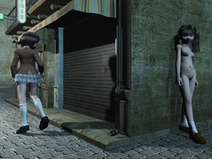 Rating: Explicit Score: 0 Tags: 3dcg absurdres alley exhibitionism hiding highres koyomisa nude tagme User: DMSchmidt