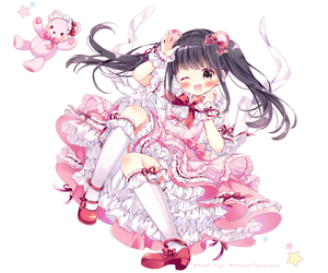 Rating: Safe Score: 2 Tags: 1girl ;d animal_ears arm_up bangs bear_ears black_eyes black_hair bloomers blush bow bowtie character_name dress frilled_dress frilled_legwear frilled_sleeves frills full_body hair_bow hand_up kneehighs knees_up layered_dress lolita_fashion long_hair looking_at_viewer one_eye_closed open_mouth petticoat pinafore_dress pink_dress puffy_short_sleeves puffy_sleeves puu_(kari---ume) real_life red_bow red_footwear ribbon-trimmed_legwear ribbon-trimmed_sleeves ribbon_trim shoe_bow shoes short_sleeves sidelocks simple_background smile solo star stuffed_animal stuffed_toy sweet_lolita takenaka_nozomi teddy_bear twin_tails twitter_username typo underwear white_background white_legwear wrist_cuffs User: DMSchmidt