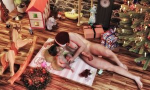 Rating: Explicit Score: 37 Tags: 1boy 1girl 3dcg age_difference artist_name ass bangs blunt_bangs christmas christmas_lights christmas_tree fingering flat_chest hetero highres navel nipples nude oral original pacifier penis photorealistic pussy realistic slimdog standing testicles toddlercon uncensored User: lalilu1234