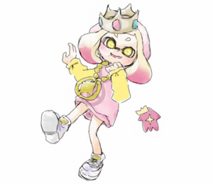 Rating: Safe Score: 1 Tags: 1girl crown domino_mask hime_(splatoon) looking_at_viewer mask mole mole_under_mouth multicoloured_hair necklace open_mouth pink_hair solo splatoon splatoon_2 tentacle_hair white_hair yellow_eyes User: DMSchmidt