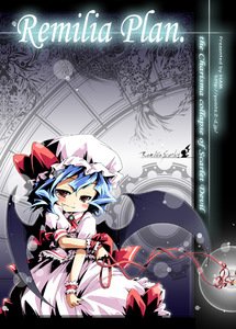 Rating: Safe Score: 0 Tags: 1girl blue_hair blush brown_eyes dress fang ham_(points) hat remilia_scarlet short_hair smirk solo team_shanghai_alice touhou_project wings User: DMSchmidt