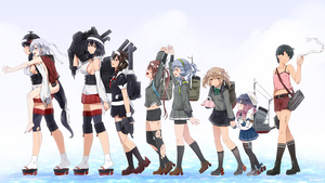 Rating: Safe Score: 0 Tags: 10s 6+girls :d ^_^ ^o^ ankle_boots arm_up arms_up artist_name asagumo_(kantai_collection) bare_arms bare_shoulders barefoot belt belt_buckle beret between_breasts black_eyes black_footwear black_gloves black_hair black_legwear black_serafuku black_skirt bleeding blood blue_eyes blue_skirt blush boots bow bowtie braid breasts broken brown_eyes brown_footwear brown_hair bruise buckle camisole carrying chain closed_eyes closed_mouth collarbone cowtits crying crying_with_eyes_open darkmaya detached_sleeves double-breasted double_bun elbow_gloves fingerless_gloves food from_side full_body fusou_(kantai_collection) geta gloves gradient_hair green_bow green_neckwear grey_skirt hair_between_eyes hair_ornament hairband hairclip hairpin happy hat headband headgear height_difference highres holding holding_food holding_hands injury jacket jacket_on_shoulders japanese_clothes kantai_collection kimono knee_pads kneehighs large_breasts loafers long_hair long_sleeves looking_at_another machinery miniskirt mogami_(kantai_collection) multicoloured_hair multiple_girls navel neckerchief nude onigiri open_mouth outstretched_arm over_shoulder piggyback pink_hair pleated_skirt ponytail puffy_short_sleeves puffy_sleeves purple_eyes purple_hair red_eyes red_jacket red_neckwear red_shorts red_skirt remodel_(kantai_collection) school_uniform serafuku shigure_(kantai_collection) shirt shoes short_hair short_sleeves shorts shorts_under_skirt sideboob sidelocks silver_hair single_braid skirt sleeveless small_breasts smile socks spats strap_cleavage streaming_tears suzutsuki_(kantai_collection) tabi tears thigh_strap thighhighs torn_clothes torn_kimono torn_skirt torn_thighhighs tsushima_(kantai_collection) turret two_side_up v-shaped_eyebrows walking walking_on_liquid water white_gloves white_hairband white_hat white_kimono white_legwear white_shirt wrapper yamagumo_(kantai_collection) yamashiro_(kantai_collection) zettai_ryouiki User: Domestic_Importer