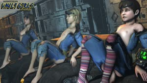 Rating: Explicit Score: 16 Tags: 3boys 3dcg 3girls age_difference animated ass ass_visible_through_thighs black_hair blonde_hair bouncing_breasts breasts brown_hair coveralls cowgirl_position crossover ellie_(the_last_of_us) fallout flat_chest girl_on_top goggles goggles_on_head group_sex jewellery metal_gear_solid multiple_boys multiple_girls multiple_penises necklace nipples open_clothes penis photorealistic ponytail pussy riding sarah_(the_last_of_us) short_hair small_breasts source_filmmaker sunglasses sunny_gurlukovich the_last_of_us tied_hair uncensored unidentifiedsfm vault_girls video webm User: Software