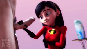Rating: Explicit Score: 32 Tags: 1boy 1girl 3dcg age_difference animated black_hair bob_parr clothed_female_nude_male disney father_and_daughter greatm8 hairband handjob kneeling long_hair looking_at_penis looking_up mp4 nude penis pixar pubic_hair smile sound source_filmmaker source_request standing testicles the_incredibles video violet_parr User: Mirakelpung