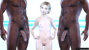 Rating: Explicit Score: 3 Tags: 1girl 2boys 3dcg age_difference blonde_hair clitoral_hood dark_skinned_male head_out_of_frame highres interracial large_penis looking_at_partner looking_up multiple_boys multiple_penises navel nipples nude outdoors penis photorealistic pronbobster pussy sarah_(the_last_of_us) shiny shiny_skin short_hair small_breasts smile source_filmmaker standing testicles the_last_of_us thigh_gap uncensored User: Software