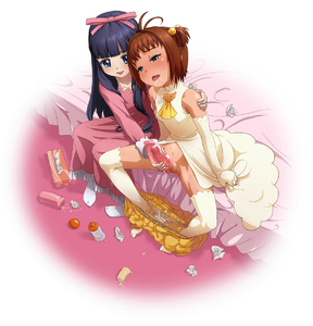 Rating: Explicit Score: 13 Tags: 2girls 90s bare_shoulders bed black_hair blue_eyes blush brown_hair calpara cardcaptor_sakura daidouji_tomoyo dress drooling flat_chest futa_with_female futanari green_eyes hairband hand_on_shoulder handjob happy happy_sex highres kinomoto_sakura long_hair lotion multiple_girls onahole open_mouth orgasm pantsu pantsu_pull penis saliva sex sex_toy short_hair sitting smile spread_legs sweat thighhighs tissue twin_tails uncensored underwear used_tissue User: Domestic_Importer