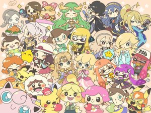 Rating: Safe Score: 1 Tags: 6+girls animal_ears armour bare_shoulders bell black_hair black_shorts blonde_hair blue_(pokemon) blue_cape blue_eyes blush blush_stickers breasts brown_hair candy cape chiko_(mario) closed_eyes creatures_(company) crown dog dog_ears dog_girl dog_tail domino_mask doubutsu_no_mori dress earrings fangs female_my_unit_(fire_emblem:_kakusei) female_my_unit_(fire_emblem_if) fire_emblem fire_emblem_if fire_emblem_kakusei flower_earrings food game_freak gen_1_pokemon gen_2_pokemon gloves green_eyes green_hair hair_ornament hair_over_one_eye hairband hat ink_tank_(splatoon) inkling jewellery jigglypuff kemono kid_icarus long_hair long_sleeves lucina mamkute mario_(series) mask metroid mole multiple_girls my_unit_(fire_emblem:_kakusei) my_unit_(fire_emblem_if) nintendo one_eye_closed open_mouth paint_splatter palutena pichu pikachu pikachu_libre pointy_ears pokemon pokemon_(creature) pokemon_(game) pokemon_frlg pokemon_special pokken_tournament ponytail porkpie_hat princess_daisy princess_peach princess_zelda red_skirt ribbon rosetta_(mario) samus_aran shirt shizue_(doubutsu_no_mori) shoes short_hair shorts sidelocks simple_background single_vertical_stripe skirt smile sneakers spats splatoon splatoon_(series) splatoon_1 splatoon_2 splattershot_(splatoon) squid squidbeak_splatoon super_mario_bros. super_mario_galaxy super_mario_land super_princess_peach super_smash_bros. super_smash_bros._ultimate super_soaker t-shirt tail tentacle_hair the_legend_of_zelda the_legend_of_zelda:_breath_of_the_wild the_legend_of_zelda:_ocarina_of_time tiara tomboy topknot twin_tails villager_(doubutsu_no_mori) wand weapon wendy_o._koopa white_hair wii_fit wii_fit_trainer wristband yoshishi_(yosisitoho) zero_suit User: Domestic_Importer