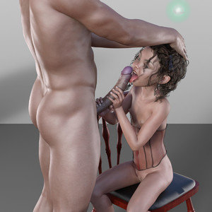 Rating: Explicit Score: 43 Tags: 1boy 1girl 3dcg age_difference ass budding_breasts fellatio flat_chest hands_on_another's_head holding_penis licking nipples nude oral penis penis_on_face photorealistic pussy sitting skeleton_(3d-artist) standing teeth tongue User: fantasy-lover