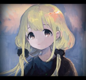 Rating: Safe Score: 2 Tags: 1girl black_scrunchie black_sweater blonde_hair brown_eyes comeco expressionless futaba_anzu hair_ornament hair_scrunchie highres idolmaster idolmaster_cinderella_girls long_hair looking_at_viewer low_twintails scrunchie solo sweater twin_tails upper_body User: Domestic_Importer
