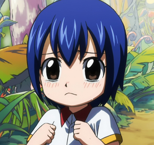 Rating: Safe Score: 1 Tags: 1girl blue_hair brown_eyes fairy_tail screencap solo tears wendy_marvell User: Turbotowns