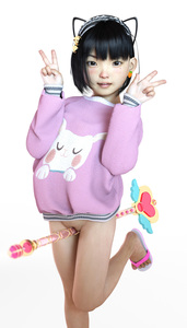 Rating: Explicit Score: 65 Tags: 1girl 3dcg absurdres animal_ears asian bangs between_legs black_hair blunt_bangs bottomless double_v earrings flat_chest flip-flops hairband highres jewellery leg_lift looking_at_viewer natsuki photorealistic pink_sweater pose pussy sandals scepter smile standing standing_on_one_leg sxxthk_(artist) v User: fantasy-lover