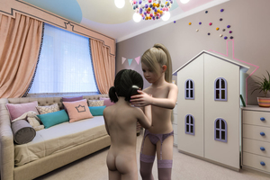 Rating: Explicit Score: 2 Tags: 3dcg blonde_hair kerowin User: KeroWin