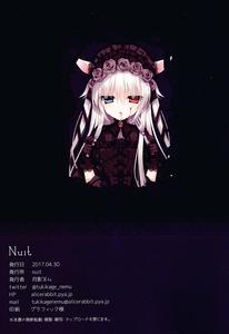 Rating: Safe Score: 0 Tags: 1girl animal_ears blood gothic_lolita heterochromia lolita_fashion long_hair open_mouth solo tagme tsukikage_nemu User: DMSchmidt