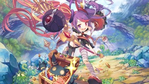 Rating: Safe Score: 0 Tags: 1girl bandages coin crying crying_with_eyes_open cygames eyeball heterochromia mimic multicoloured_hair official_art princess_connect! purple_eyes purple_hair red_eyes staff tamaizumi_misaki tears thighhighs torn_clothes torn_thighhighs treasure_chest twin_tails User: DMSchmidt