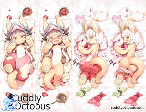 Rating: Questionable Score: 14 Tags: 1girl ahegao animal_ears anus ass blush dakimakura flat_chest food fruit kemono kyuri_tizu looking_at_viewer lying made_in_abyss mitty_(made_in_abyss) monster monster_girl multiple_views nanachi_(made_in_abyss) on_side paws pussy silver_hair smile smirk stuffed_toy tail uncensored wavy_mouth User: DMSchmidt
