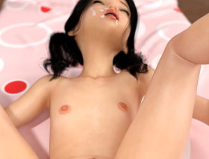 Rating: Explicit Score: 13 Tags: 1girl 3dcg after_sex black_hair closed_eyes cum facial flat_chest juquin nipples nude open_mouth photorealistic User: fantasy-lover