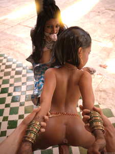 Rating: Explicit Score: 110 Tags: 1boy 2girls 3dcg anus arms_behind_back ass bdsm bondage bound bracelet dwemra earrings flat_chest gag jewellery mother_and_daughter multiple_girls necklace original penis photorealistic pov rape saira_(dwemra) saira_and_her_mother sex shadow tattoo vaginal User: fantasy-lover