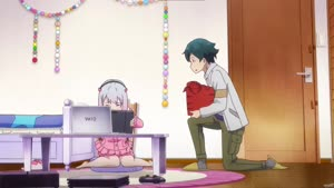 Rating: Questionable Score: 10 Tags: 10s 1boy animal_ears animated anus aqua_eyes artist_request ass back bare_shoulders bed bedroom bent_over black_hair black_legwear blush book bookshelf bow bra breasts brother_and_sister bunny_ears carrot computer door earphones embarrassed eromanga_sensei eyebrows_visible_through_hair from_behind full_body game_console hair_bow hair_bun hair_ornament hair_ribbon hand_on_ass highres hits huge_filesize imagining indoors izumi_masamune izumi_sagiri kneehighs kneeling long_hair looking_at_viewer looking_back microphone miniskirt nail_polish navel nipples nude nude_filter pajamas pants pantsu pink_bra pink_hair pink_pantsu purple_eyes pussy ribbon shirt siblings side-tie_panties silver_hair sitting skirt skirt_pull slippers small_breasts solo sweatdrop t-shirt tablet third-party_edit tied_hair uncensored underwear undressing very_long_hair video wariza webm User: Domestic_Importer