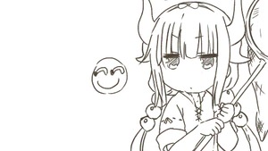 Rating: Safe Score: 0 Tags: 1girl animated artist_request eating gif kanna_kamui kobayashi-san_chi_no_maidragon lowres net sketch smiley_face solo trembling white_background User: Domestic_Importer