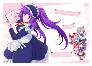 Rating: Safe Score: 0 Tags: 4girls :d =_= alternate_costume alternate_hairstyle apron bangs bat_wings blue_bow blue_dress blue_hairband blunt_bangs blush blush_stickers book boots bow bowtie braid breasts brooch brown_footwear center_frills checkered checkered_background chibi cowtits crescent crescent_moon_pin dress dual_persona eichi_yuu enmaided fang feet_out_of_frame flying_sweatdrops frilled_apron frilled_hairband frilled_shirt_collar frills gloves hair_between_eyes hair_bow hairband hand_on_own_chin hat hat_ribbon heart high_heel_boots high_heels holding holding_book izayoi_sakuya jewellery jitome kneehighs large_breasts loafers lolita_hairband long_hair long_sleeves looking_at_viewer looking_back maid maid_apron mob_cap multiple_girls neck_ribbon open_mouth patchouli_knowledge petticoat pink_background pink_dress pink_footwear pink_hat pink_outline ponytail puffy_short_sleeves puffy_sleeves purple_eyes purple_hair red_bow red_neckwear red_ribbon remilia_scarlet ribbon shoes short_hair short_sleeves sidelocks silver_hair smile sparkle standing touhou_project translation_request twin_braids white_background white_gloves white_legwear wings wrist_cuffs |_| User: DMSchmidt