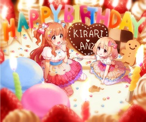 Rating: Safe Score: 1 Tags: 2girls :3 :q _q alternate_hairstyle birthday_cake biscuit blonde_hair blue21 bow braid brown_eyes brown_hair cake candle choker covering_mouth dress eyebrows_visible_through_hair food fork frilled_dress frills futaba_anzu gingerbread_man hair_bow hair_ornament hairclip half_updo hand_over_own_mouth happy_birthday idolmaster idolmaster_cinderella_girls long_hair macaron matching_outfit minigirl moroboshi_kirari multicoloured multicoloured_nails multiple_girls nail_polish pink_choker pink_footwear polka_dot polka_dot_legwear puffy_sleeves short_sleeves star star_hair_ornament striped striped_legwear tongue tongue_out twin_braids twin_tails very_long_hair wavy_hair User: Domestic_Importer