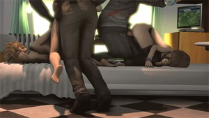Rating: Explicit Score: 1 Tags: 2boys 2girls 3dcg animated back bed doggystyle dontnod_entertainment gif hand_in_mouth insertion kate_marsh large_filesize life_is_strange maxine_caulfield multiple_boys multiple_girls nipples open_mouth penis photorealistic pussy school_uniform sex square_enix taken_from_behind uncensored User: Software