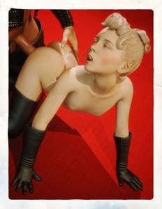 Rating: Explicit Score: 8 Tags: 1boy 1girl 3dcg age_difference ass ass_grab blonde_hair flat_chest from_behind gloves kneeling looking_back nipples nuka_(twitchster) penis photorealistic sex shadow testicles thighhighs tongue twitchster vaginal User: fantasy-lover