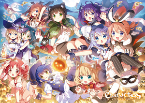 Rating: Safe Score: 0 Tags: 6+girls animal_ears anko_(gochiusa) aoyama_blue_mountain blonde_hair blue_eyes blue_hair brown_hair bunny_ears candy cape cat_ears dress food gochuumon_wa_usagi_desu_ka? green_eyes hair_ornament hair_ribbon halloween halloween_costume hat highres hoto_cocoa hoto_mocha jack-o'-lantern jouga_maya kafuu_chino kirima_sharo koi_(koisan) lantern moon multiple_girls natsu_megumi open_mouth orange_hair purple_eyes purple_hair red_eyes red_hair ribbon smile tagme tedeza_rize tippy ujimatsu_chiya witch_hat yellow_eyes User: Domestic_Importer